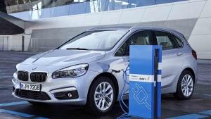 BMW Plug-in-Hybrid