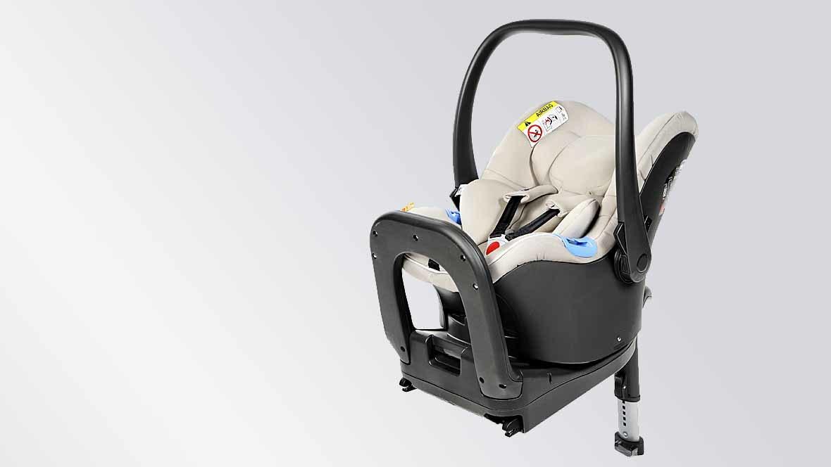 Babyschale Chicco ADAC Crashtest