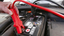 Batterie Ladevorgang