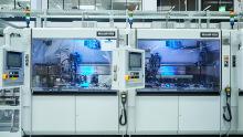 BMW Batteriezellenfertigung Dingolfing