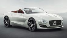 Bentley-Studie EXP 12 Speed 6e
