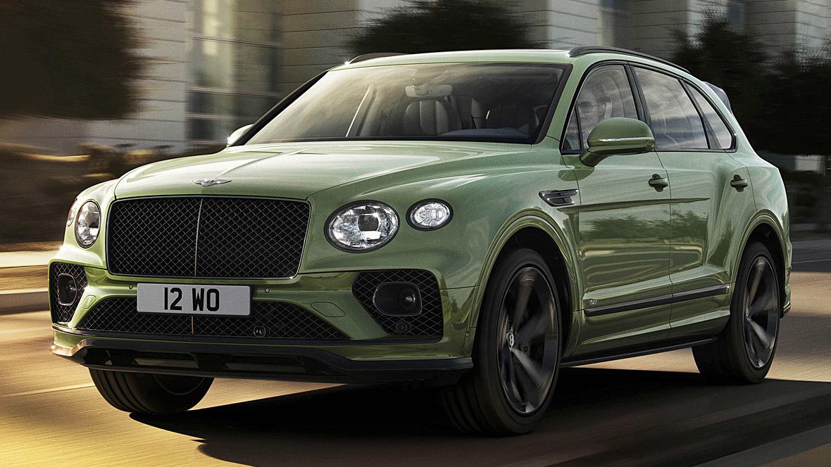 Bentley Bentayga (2021)