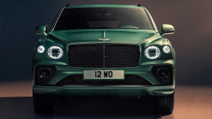 Bentley Bentayga (2021)