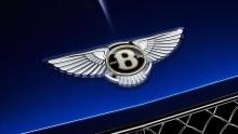 Bentley-Logo 100 Jahre