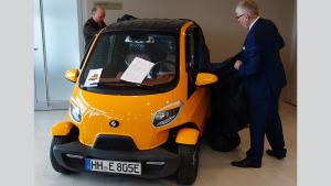 BfI Elektroauto