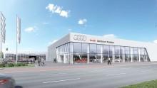 Animation Audi Zentrum Krefeld