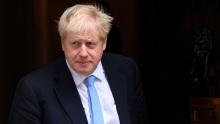 Boris Johnson, Premier; Premierminister; Großbritannien