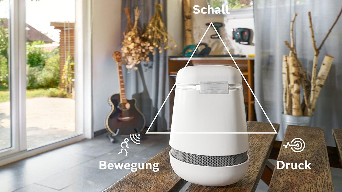 Bosch Alarmgerät Oldtimer