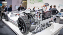 Bosch Plattform E-Mobilität