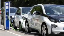 Bosch Ladetechnik Elektroauto