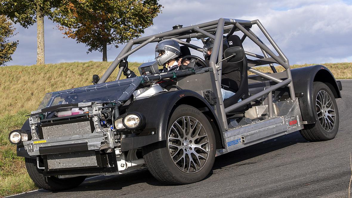 Rolling Chassis Bosch und Benteler