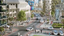 Bosch Urbaner Verkehr