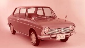 50 Jahre Subaru Boxermotor