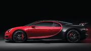 Bugatti Chiron Sport (2019)