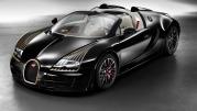 Supersportler mit Traditionsbezug: Bugatti legt mit dem Veyron Black Bess ein weiteres Legenden-Modell auf.