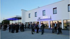 B&K eröffnet neues BMW-Autohaus