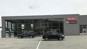 Autohaus Buschmann Neubau