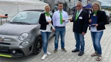 Autohaus Buschmann Staffelstabübergabe
