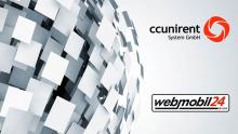 CCUnirent System und Webmobil24