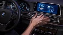 BMW-Gestensteuerung