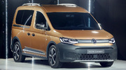VW Caddy (2021)