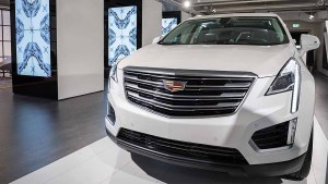 Cadillac-Event München