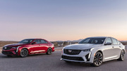 Cadillac CT4-V und CT5-V Blackwing