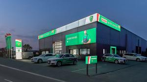 Castrol Auto Service Werkstattkonzept
