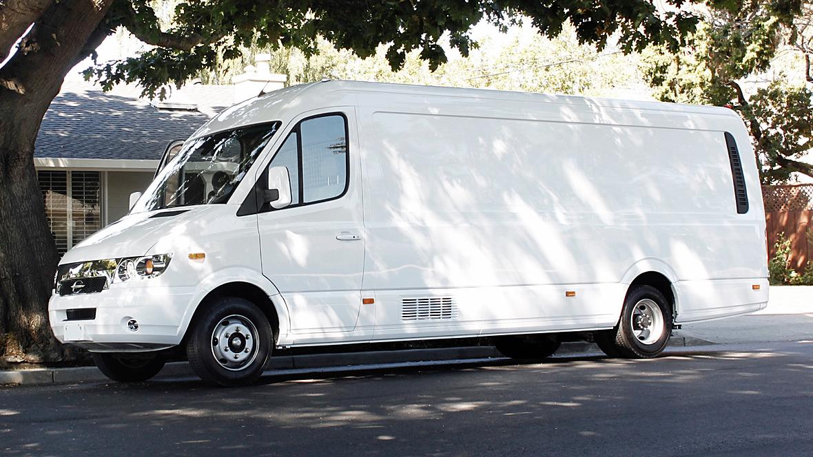 Elektrischer US-Lieferwagen mit chinesischer Hilfe - autohaus.de