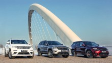 Facelift Jeep Grand Cherokee 2017