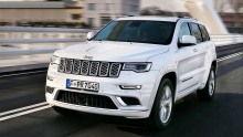 Facelift Jeep Grand Cherokee