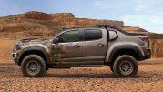 Chevrolet Colorado ZH2 Fuel Cell
