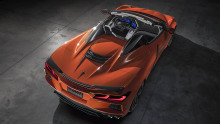 Chevrolet Corvette Convertible (2020)
