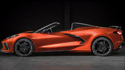 Chevrolet Corvette Convertible (2020)