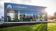Klaus+Co Gruppe Standort Lübeck; Citroen; La Maison Citroen; Showroomkonzept