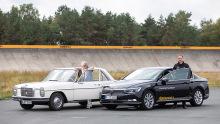 Continantal Fahrerloses Auto 50 Jahre