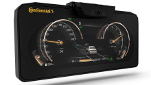 Continental 3D-Display