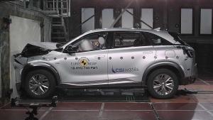Hyundai Nexo Crashtest