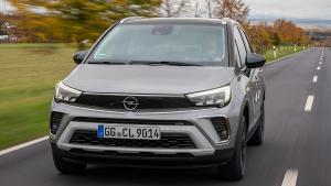 Opel Crossland 1.2 GS-Line (2021)