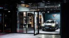 Cupra Pop-Up-Store München; Showroom; Virtuelle Beratung