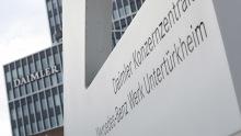 Daimler Konzernzentrale Untertürkheim