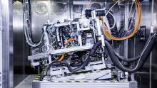 Daimler Entwicklung Motortechnik