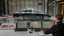 CO2 Kühlmittel Daimler Test