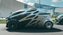 Daimler Roboterauto