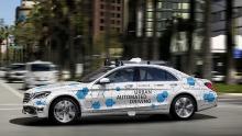 Roboterauto Daimler Bosch