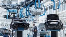 Daimler; Sindelfingen; Autohersteller; Industrie; Produktion; Konjunktur; Fabrik; Mercedes-Benz
