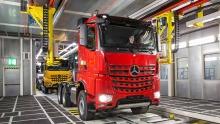 Mercedes-Benz Lkw-Werk Wörth