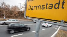Fahrverbot Darmstadt