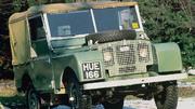 70 Jahre Land Rover Defender