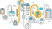 Diagramm; Prozess; Ablauf; Prozesskette; Transformation